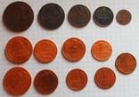 Дореформа 5,3,2,1,0.5 копеек 1924, фото №3