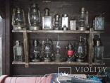 Коллекция керосиновых ламп и фонарей, фото №3