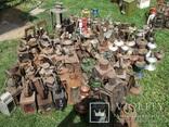 Коллекция керосиновых ламп и фонарей, фото №4
