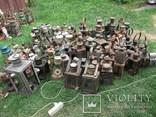 Коллекция керосиновых ламп и фонарей, фото №5