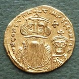 Византия: Констант II (641-668) солид, фото №2