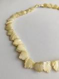 Перламутровое ожерелье (вес 23,3 гр), фото №5
