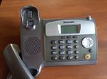 Телефон DECT Panasonic KX-TCD530 (трубка+база), фото №3