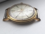 Часы Полет де люкс.позолота AU20, фото №7