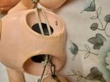 Кукла с зубками, папье маше на реставрацию. Германия., фото №3