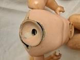 Кукла с зубками, папье маше на реставрацию. Германия., фото №5