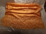 Шаль натур. шелк  70 см Х 200 см  Старый Китай., фото №2