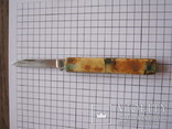 Маленький складной ножик  Mikov inox Czchoslovakia, фото №3