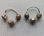 Срібні колти КР, фото №2