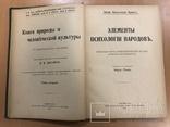 Книга природы и человеческой культуры 1913 года 25х18 см, фото №9
