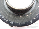 Объектив Ernemann Doppel 1=5.4 № 1 a F = 150mm., фото №4