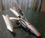 Модель самолета Су-7 Su-7, фото №4