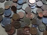 Супер- Гора монет с нашими и зарубежными (617 штук.) фото 10