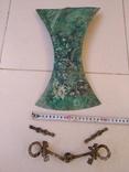 Сарматская упряжь и налобная пластина боевого коня., фото №3