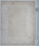 """Старинная гравюра. Шекспир. """"Венецианский купец"""". 1803 год. (42 на 32 см.). Оригинал. фото 6"""