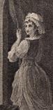 """Старинная гравюра. Шекспир. """"Двенадцатая ночь, или Что угодно?"""". 1803 год. Оригинал. фото 3"""