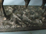 Бык племенной, Куса, чугун, литьё, конец 19 - начало 20 века, фото №9