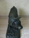 Бык племенной, Куса, чугун, литьё, конец 19 - начало 20 века, фото №12