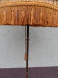 Торшер напольный Бронза Европа, фото №4