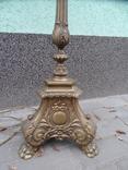 Торшер напольный Бронза Европа, фото №8