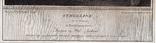 """Старинная гравюра. Шекспир. """"Цимбелин"""", акт II. 1803 год. (42 на 32 см.). Оригинал. фото 4"""