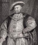 """Старинная гравюра. Шекспир. """"Генрих VIII"""", акт V. 1803 год. (42 на 32 см.). Оригинал. фото 2"""
