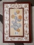Книга каталог «Гроші України» / «Деньги Украины» лимитированное коллекционное издание НБУ, фото №13