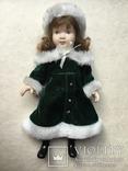 Кукла фарфор., фото №2