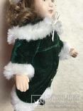 Кукла фарфор., фото №6
