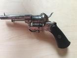 Брючной шпилечный 7 мм револьвер системы Лефоше, фото №2