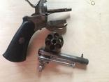 Брючной шпилечный 7 мм револьвер системы Лефоше, фото №9