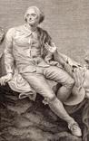 Старинная гравюра. Шекспир. Введение. 1803 год. (42 на 32 см.). Оригинал. фото 2