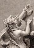 Старинная гравюра. Шекспир. Введение. 1803 год. (42 на 32 см.). Оригинал. фото 3