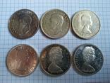 Канада Долари 6 штук, фото №7
