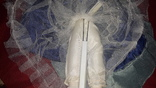 Кукла фарфор (на подставке), фото №6
