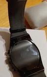 Швейцарський годинник Calvin Klein K4B374B3 кварц. Хронограф, фото №6