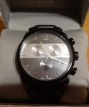 Швейцарський годинник Calvin Klein K4B374B3 кварц. Хронограф, фото №7