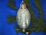 Елочная игрушка царевна лебедь, фото №2