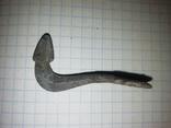 Рамочные горизонтальные крючки. 6.7 век., фото №4