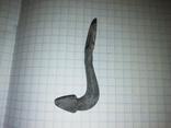 Рамочные горизонтальные крючки. 6.7 век., фото №6