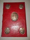 1716 Священное Евангелие - 32х21 см, фото №2