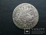 6 грошей (шестак). 1681 год №06, фото №2