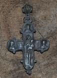 Рельефный энколпион Купятицкая Богородица, XII в., фото №4