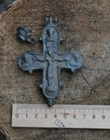 Рельефный энколпион Купятицкая Богородица, XII в., фото №5