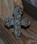 Рельефный энколпион Купятицкая Богородица, XII в., фото №6