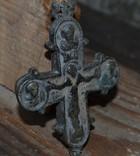 Рельефный энколпион Купятицкая Богородица, XII в., фото №8