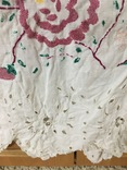 Вышиванка, платье и рушник 50 - 60 годов, фото №9