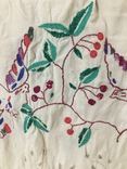 Вышиванка, платье и рушник 50 - 60 годов, фото №10