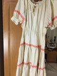 Вышиванка, платье и рушник 50 - 60 годов, фото №11