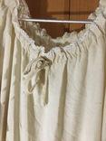 Вышиванка, платье и рушник 50 - 60 годов, фото №13